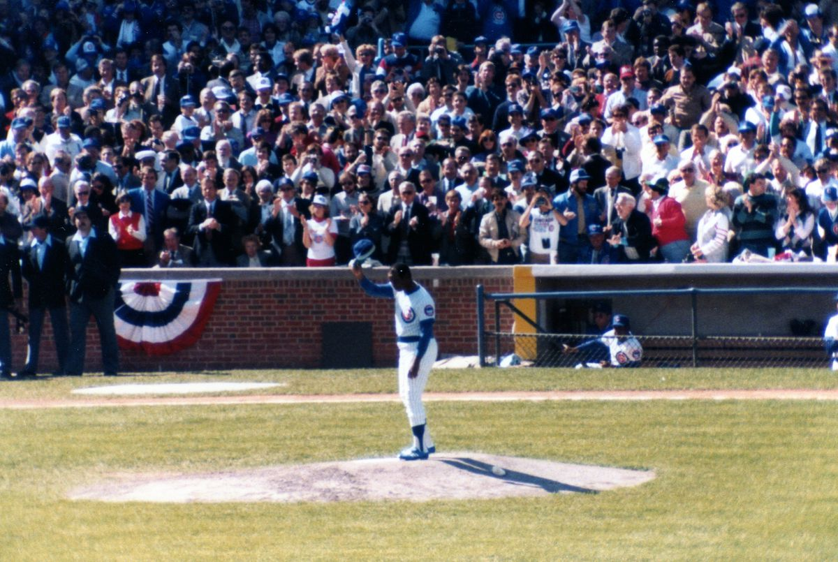 30 Years Ago Today, Cubs Win NLCS Game 1
