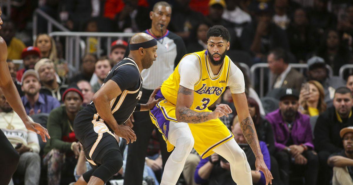 Anthony Davis injury update: Lakers PF will play Friday vs ...