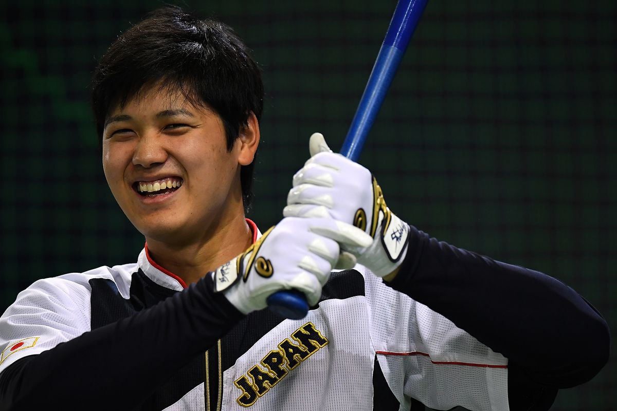 Japanese MVP Shohei Otani expects to be in Major League Baseball  in 2018