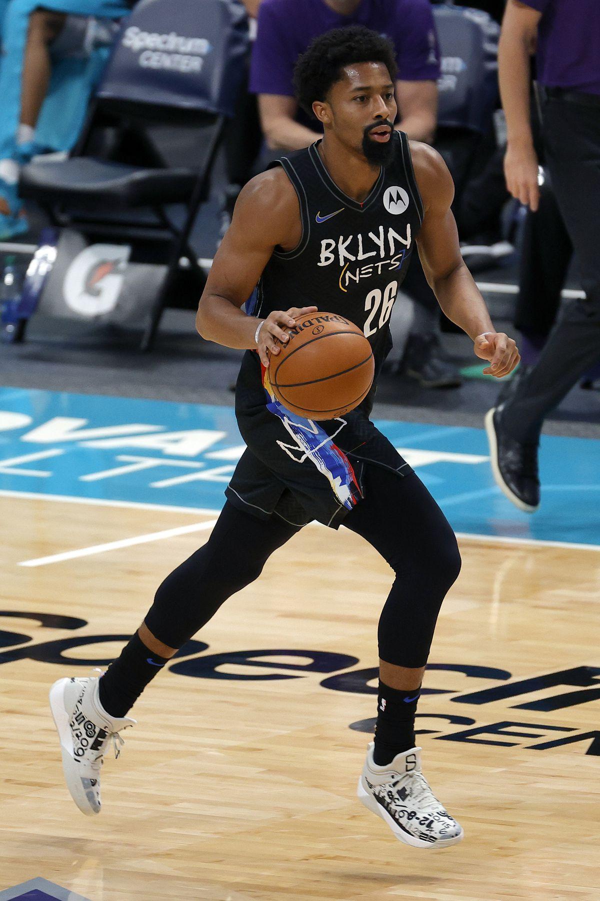 Brooklyn Nets v Charlotte Hornets