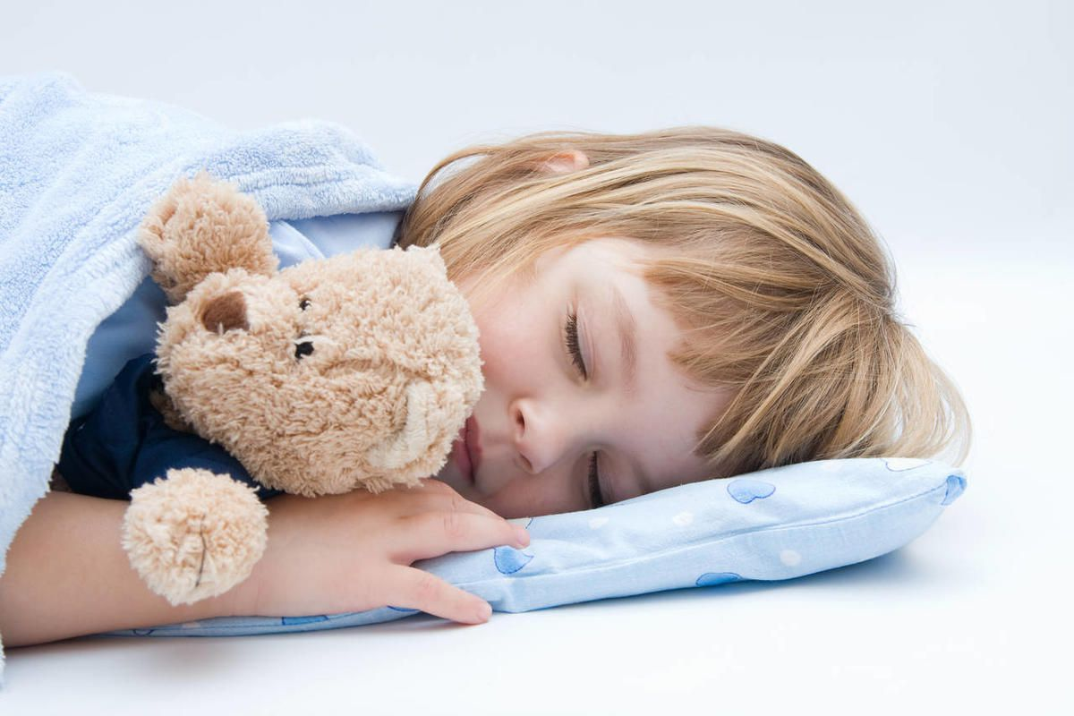 In the U.S., 1 in 3 children doesn't get enough sleep.