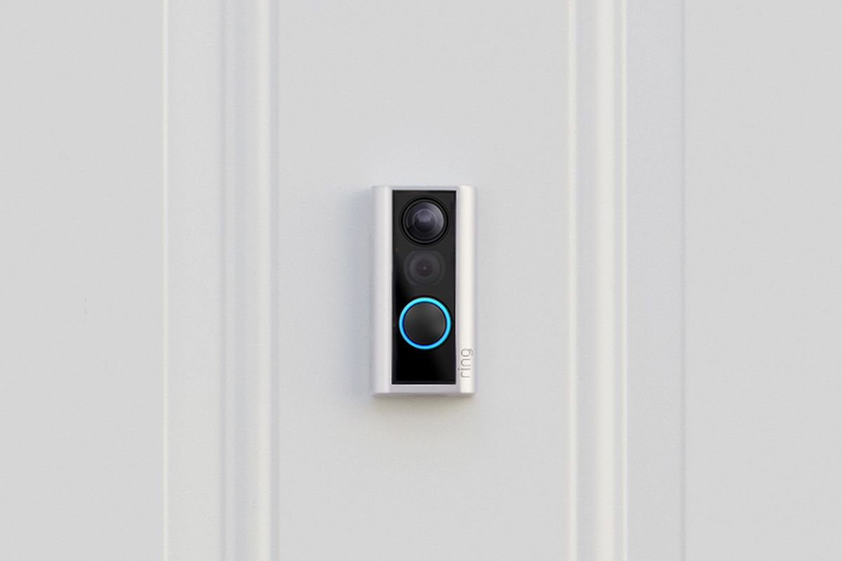 authentic quality limited guantity half off Ring's latest smart doorbell installs on your door's ...