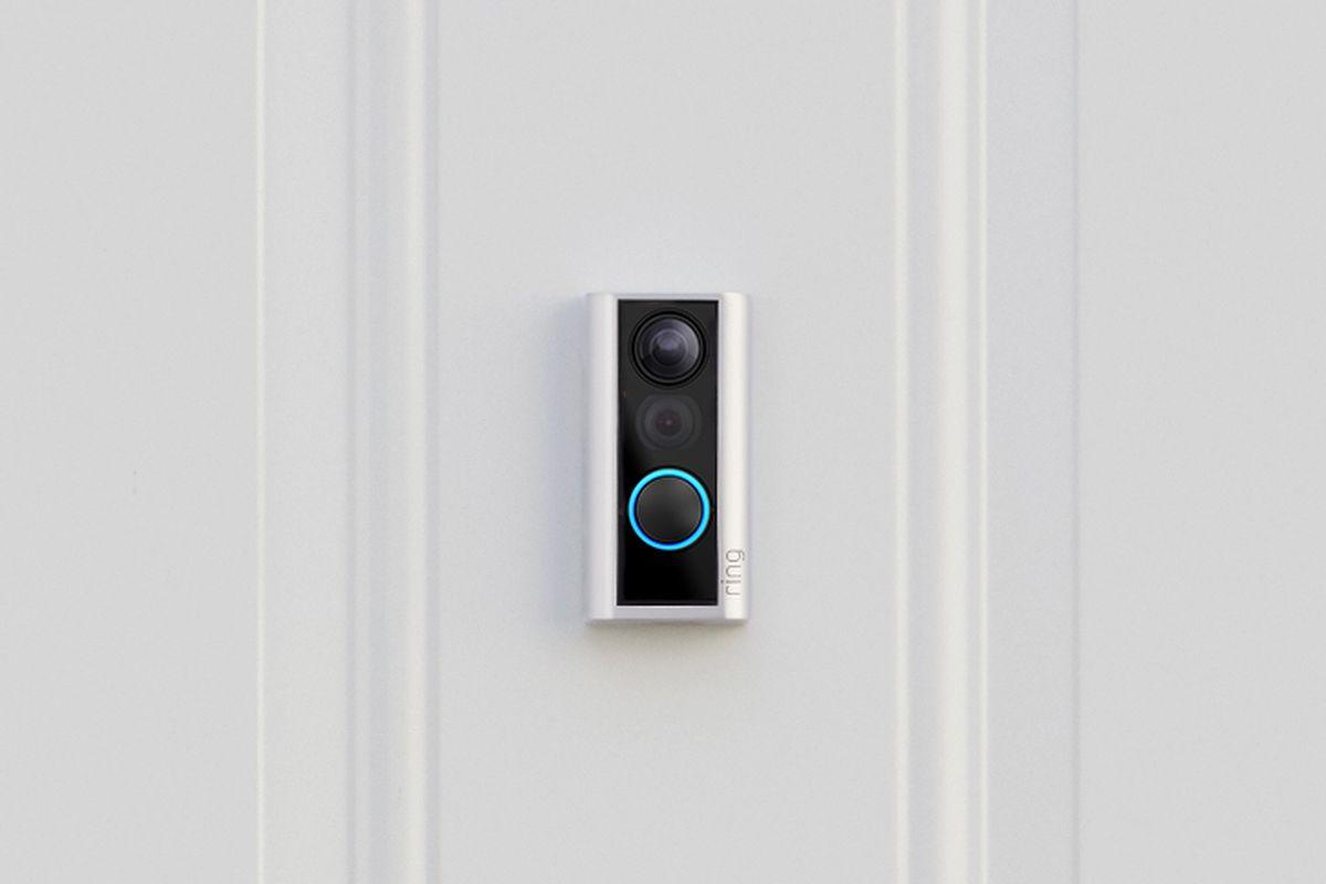 Ring's latest smart doorbell installs on your door's peephole and