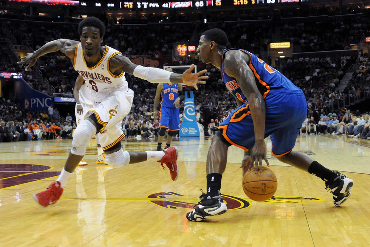 Could Iman Shumpert be in line for a D-League rehab stint?
