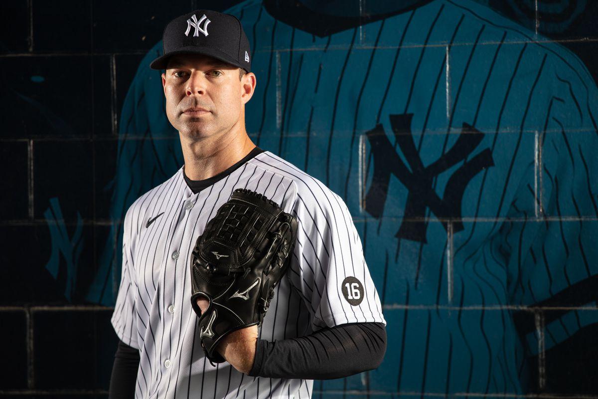 2021 New York Yankees Photo Day