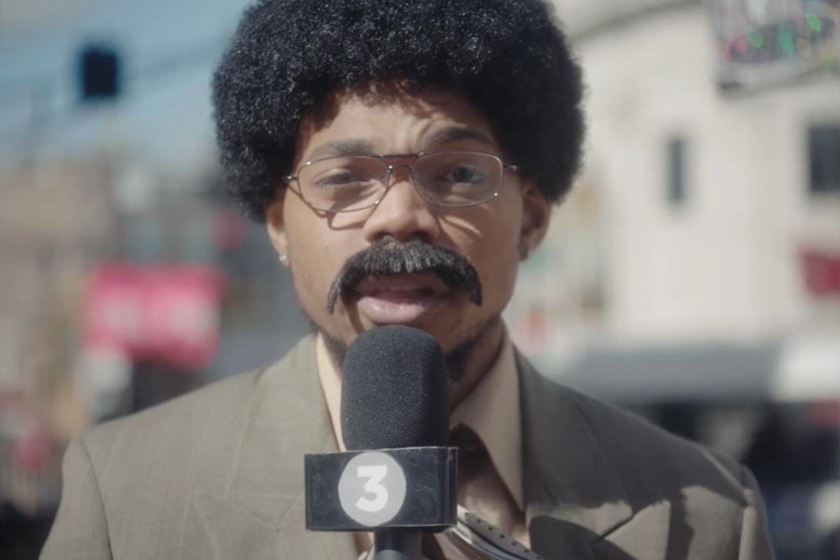 23de4ad06 In a new video, Chance the Rapper poses as a TV news reporter from a bygone  era, on a mission to find out exactly what Chicago's 50 aldermen do. |  YouTube