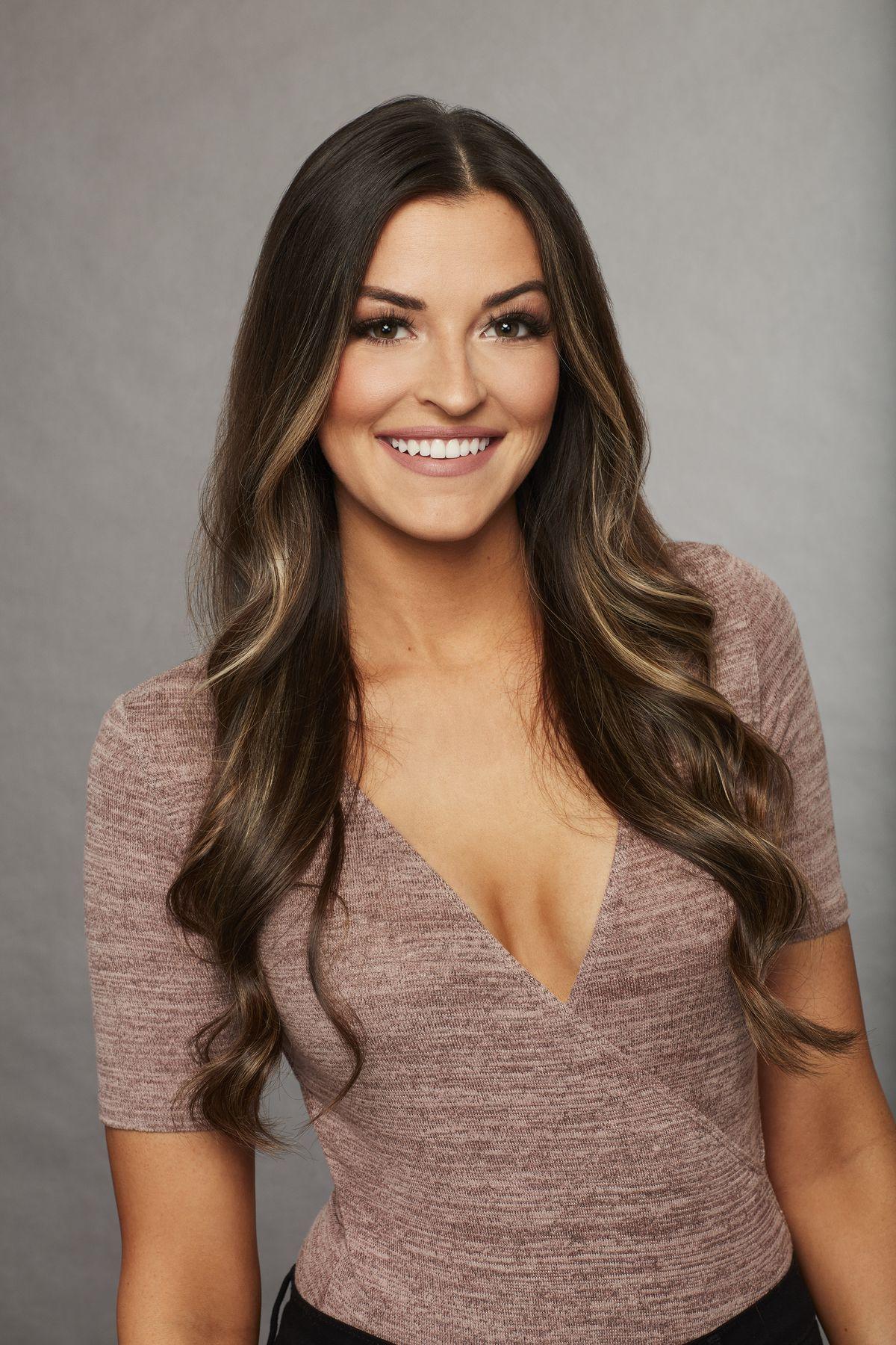 Bachelor contestant Tia, 26