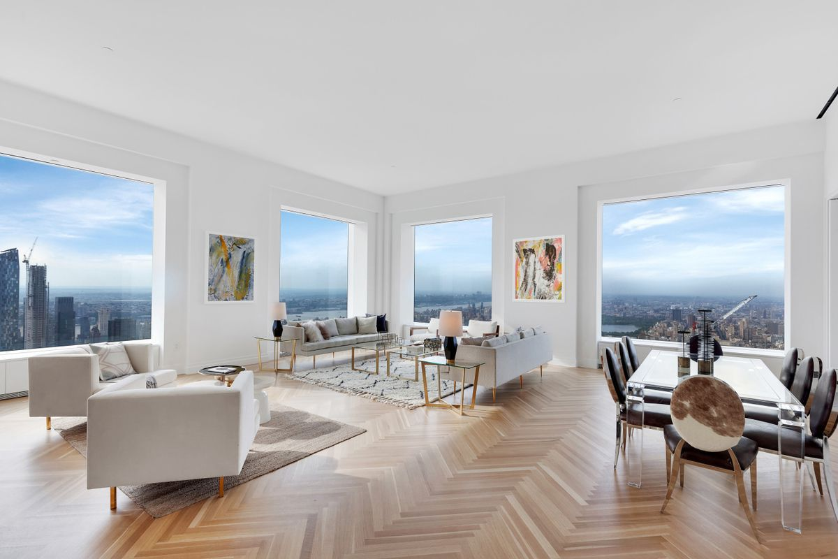 432 Park Avenue Pad Seeks 31m After Ing For Less In September