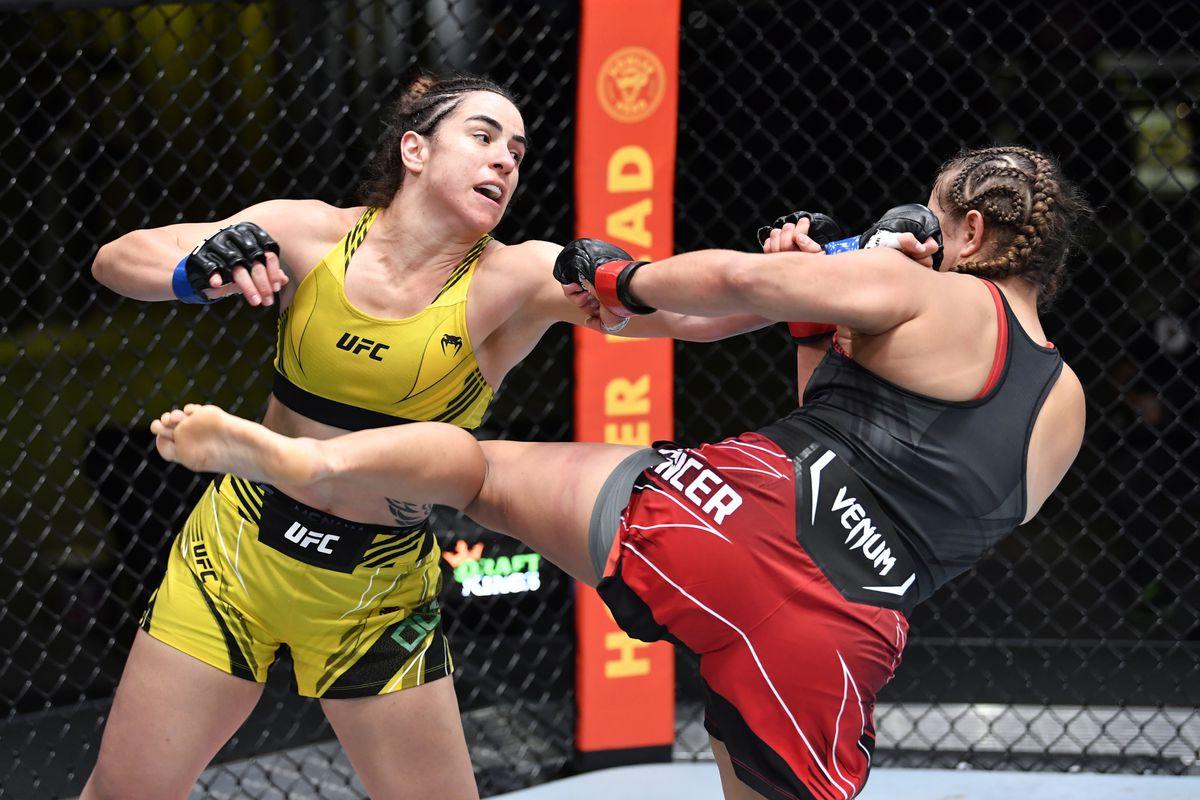 UFC Fight Night: Spencer v Dumont