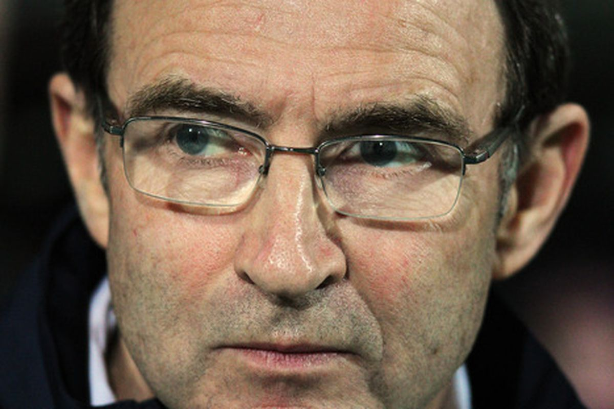 Martin O'Neill has yet another tough test ahead as we take on bogey-side Everton.