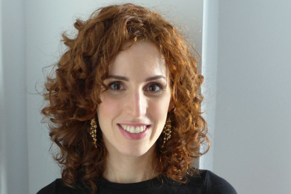 Chalkbeat CEO and co-founder Elizabeth Green