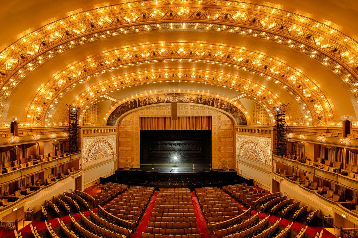 Image result for auditorium theater chicago