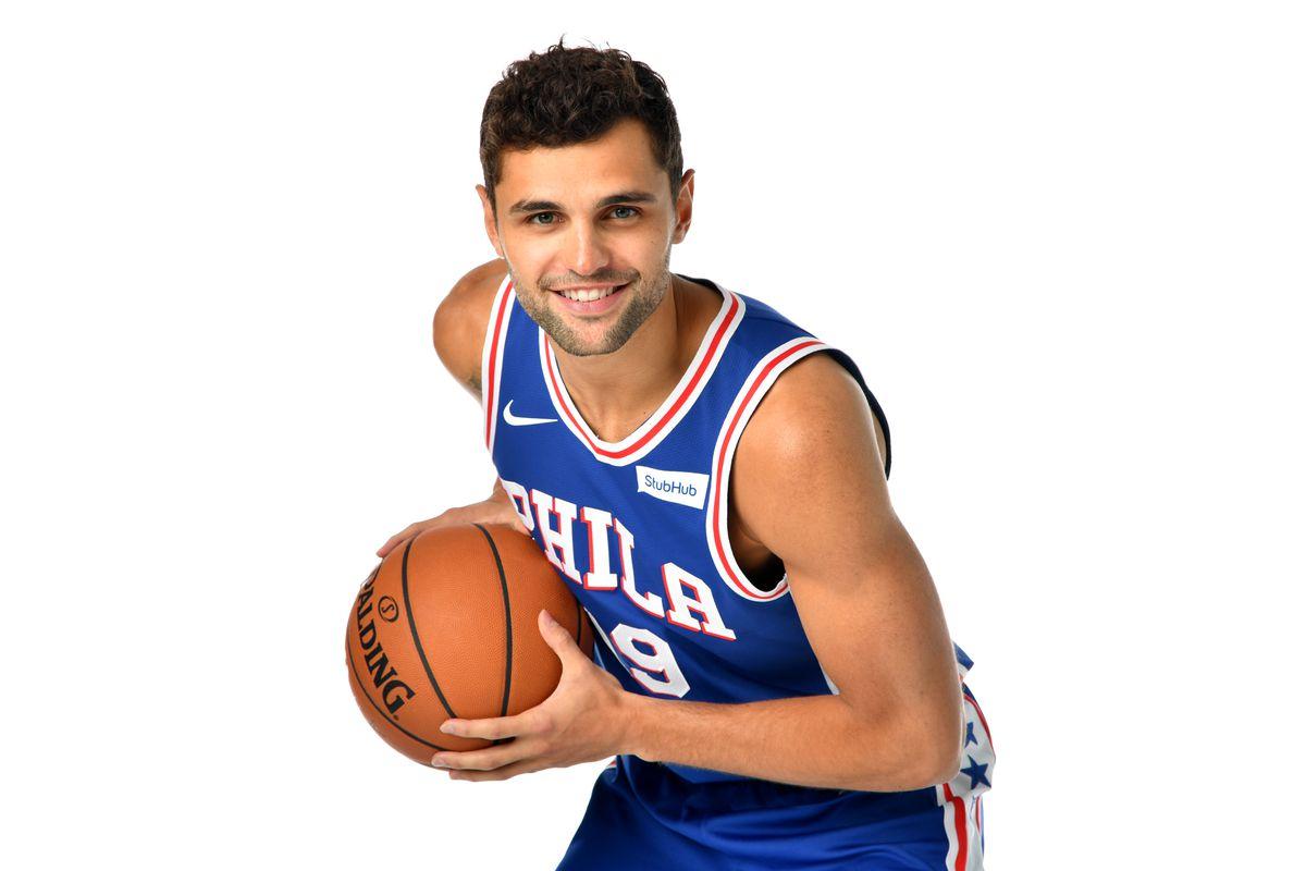 Philadelphia 76ers Player Portraits