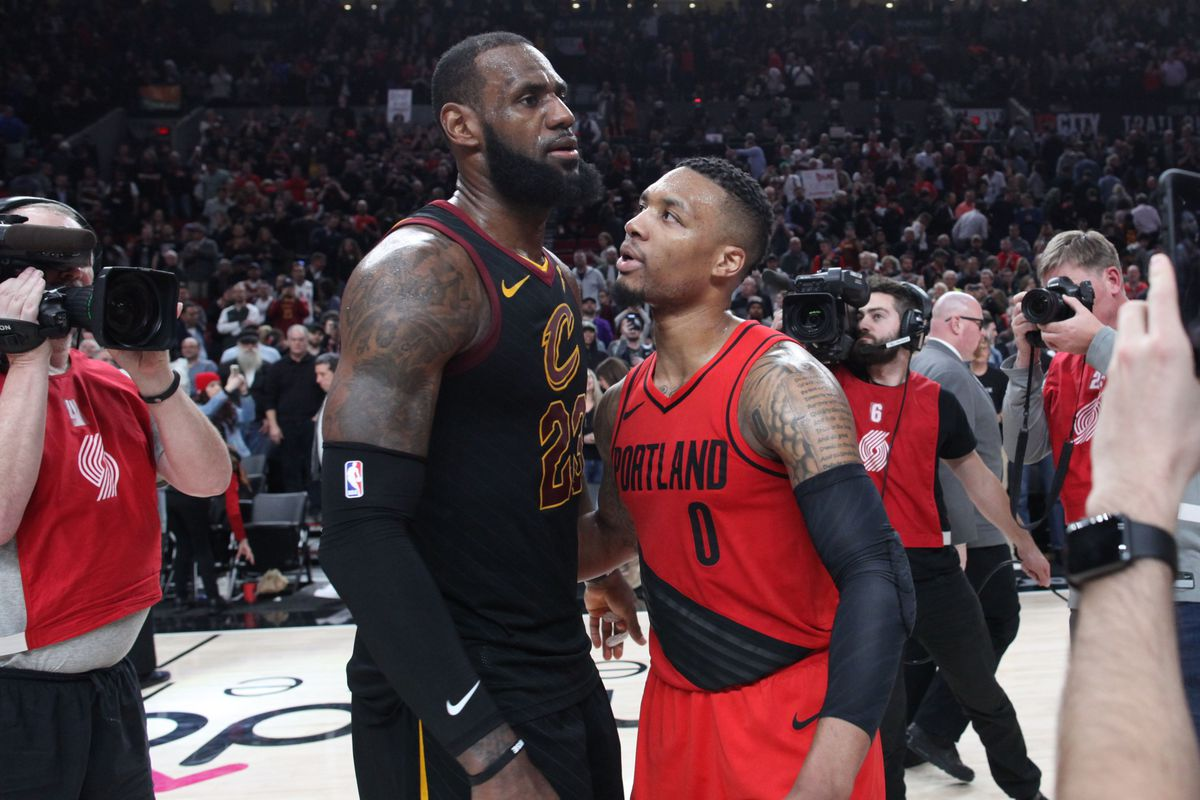 2018 All-NBA results  Damian Lillard can t complain he was snubbed ... 1bac20d0b0