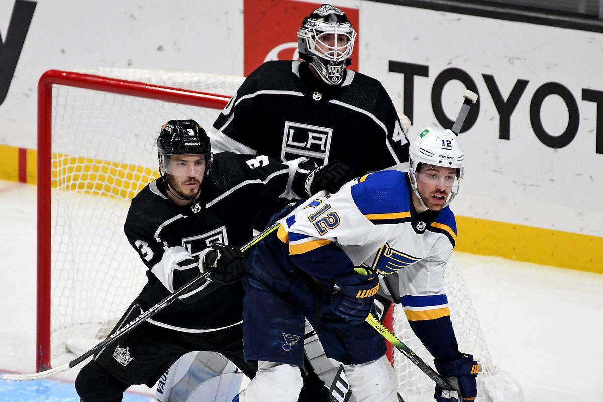 NHL: MAR 05 Blues at Kings