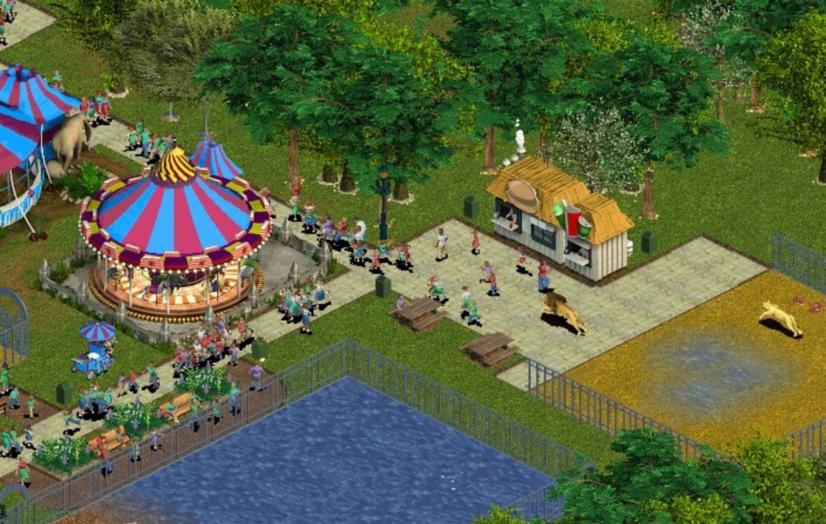 Zoo Tycoon screenshot