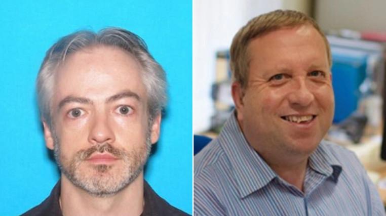 Wyndham Lathem (left) and Andrew Warren | Chicago police