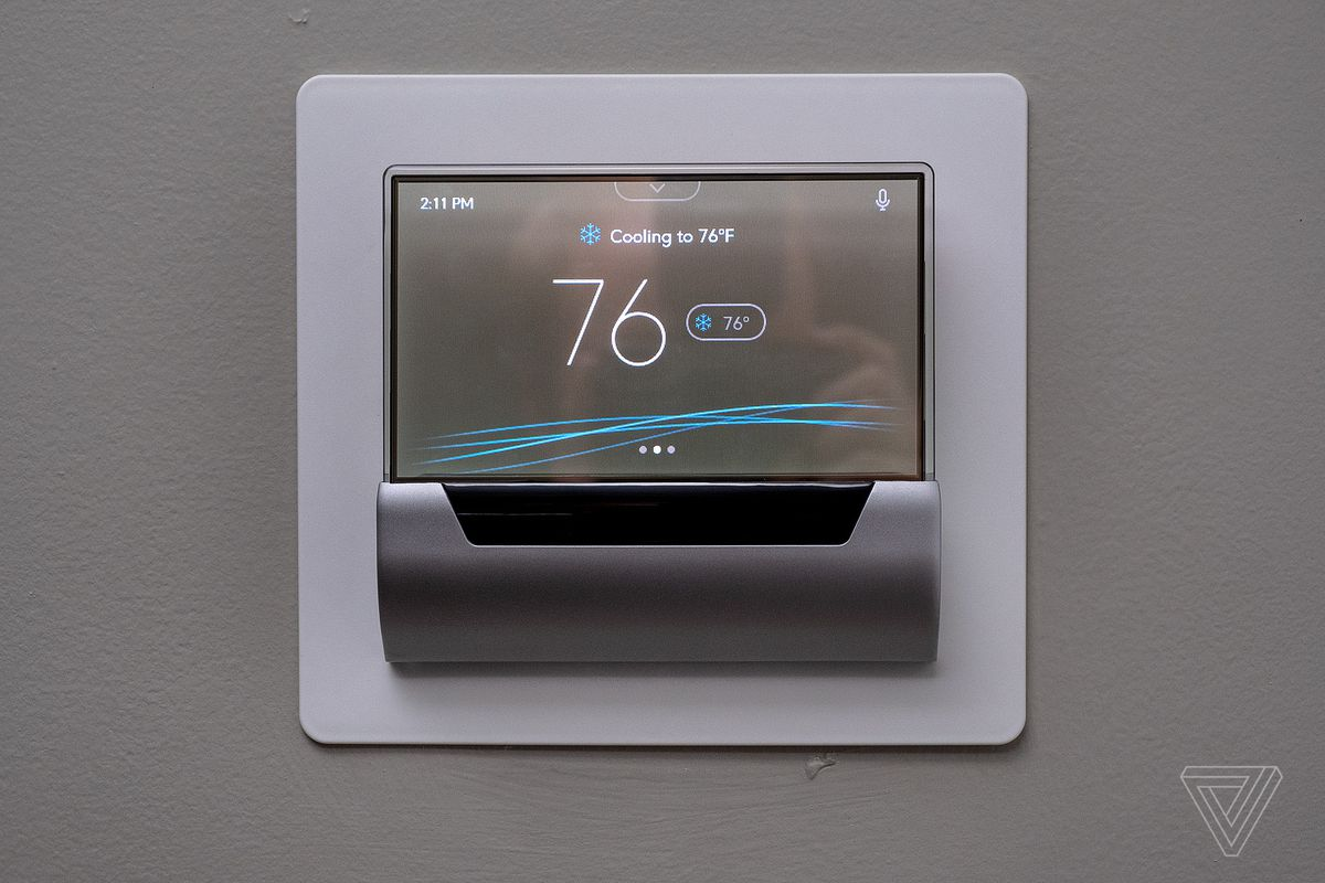 GLAS smart thermostat review: not as smart as it looks - The