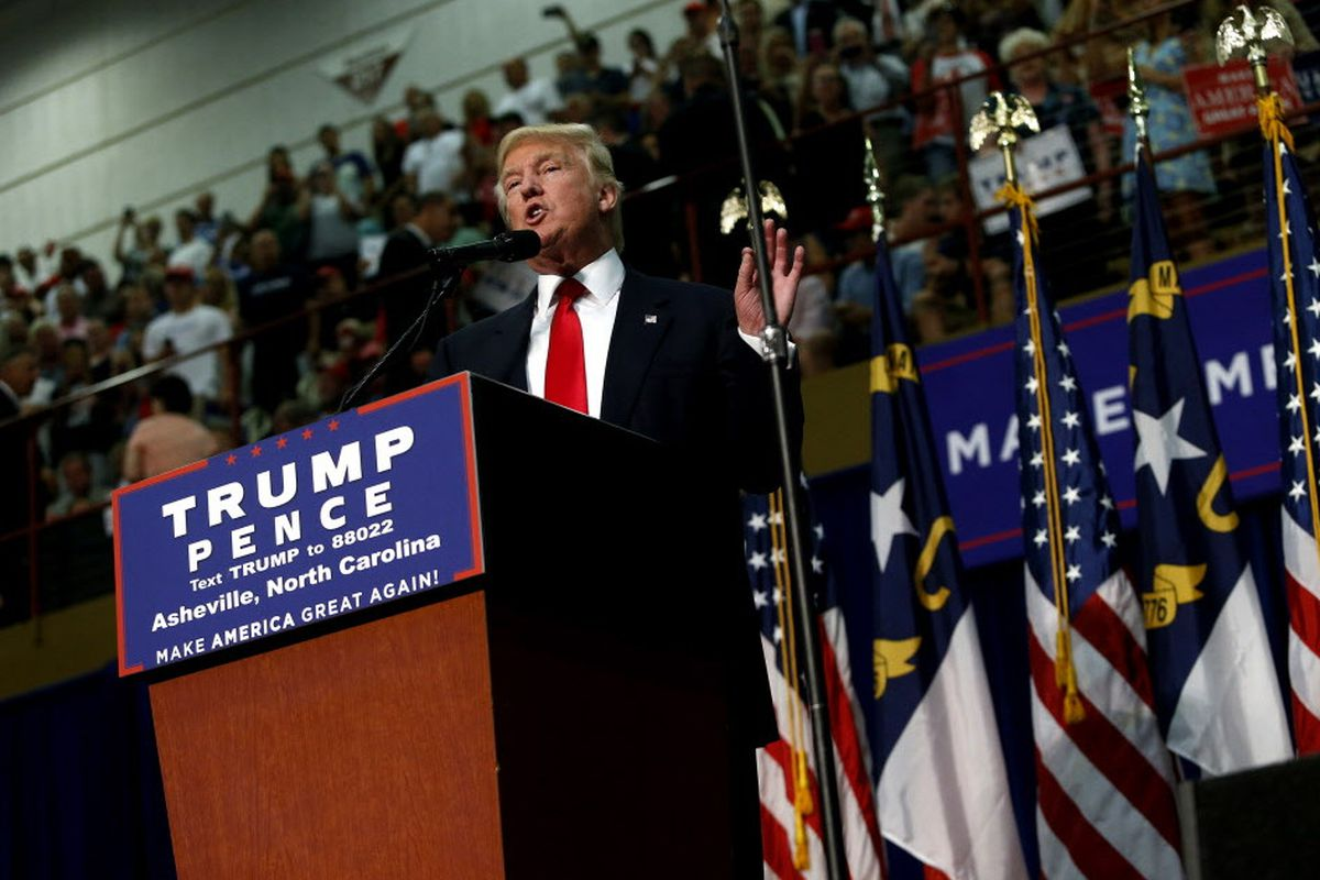 Donald Trump calls the tune, and his fans dance, Neil Steinberg writes as president launches re-election camp…