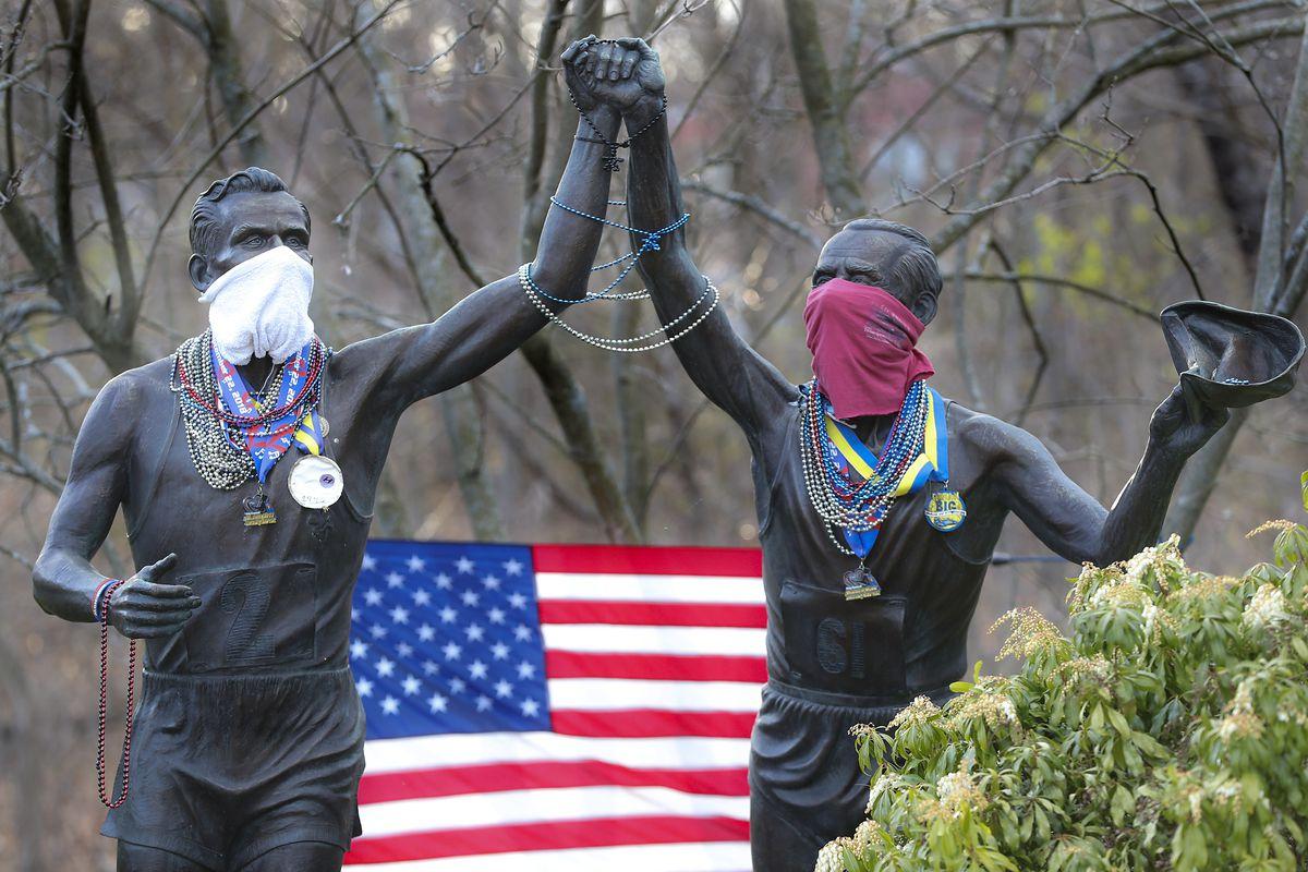 Boston's Marathon Man