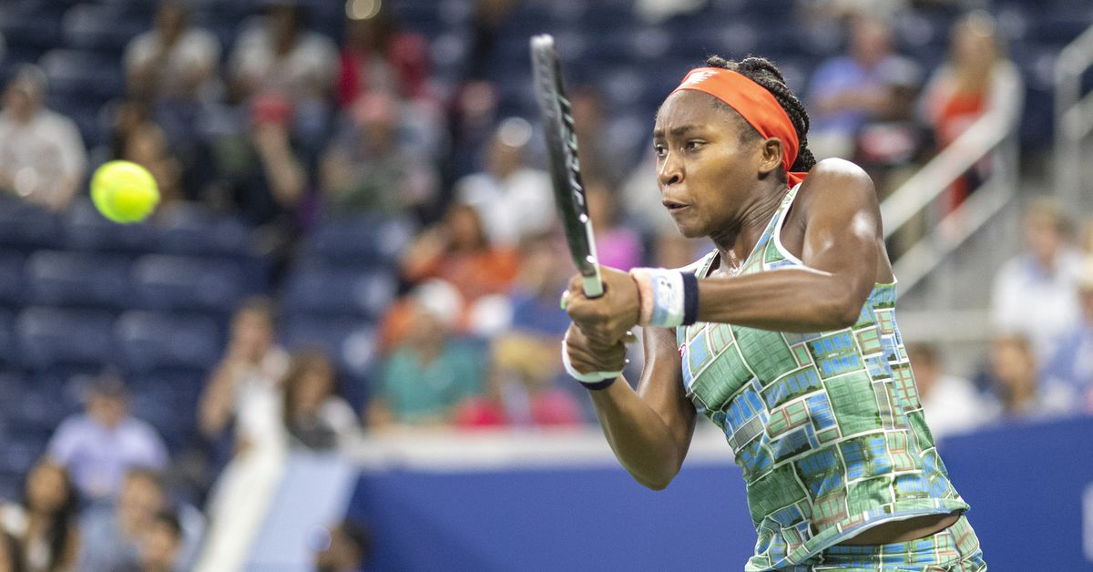 Coco Gauff's game has flashes of greatness. Tennis fans believe she's Serena Williams's heir apparent.