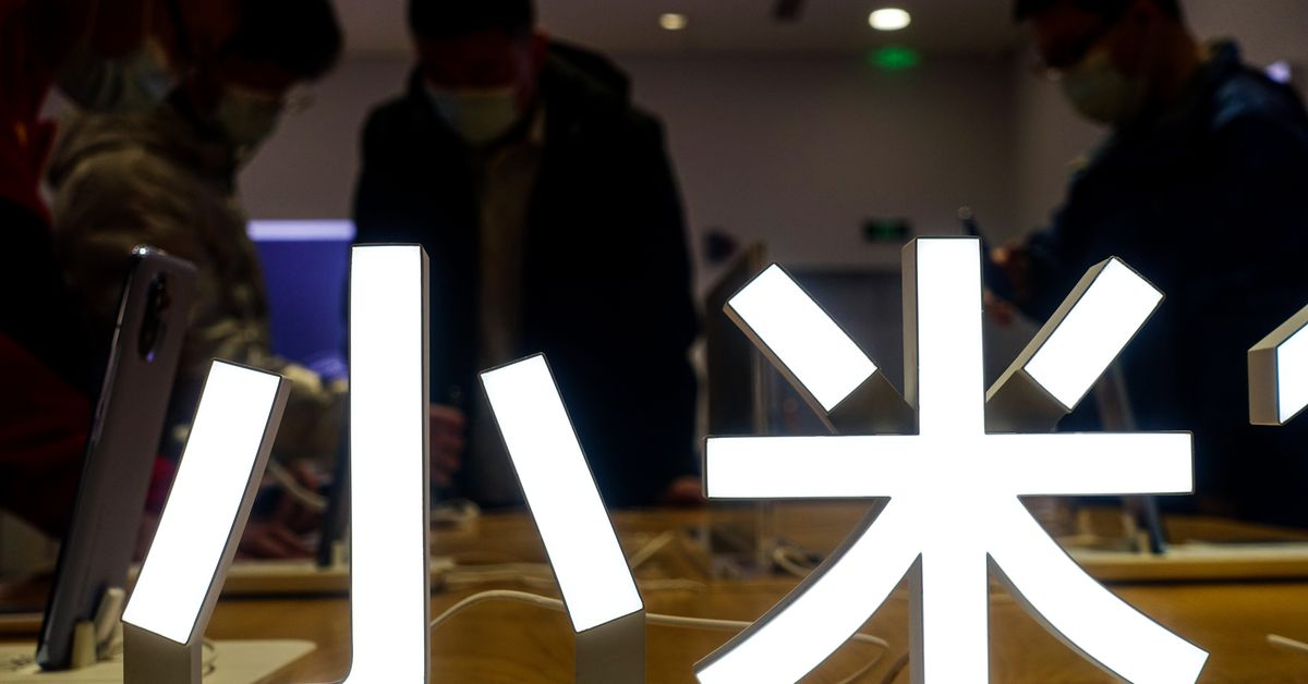 Judge blocks US restrictions against Chinese smartphone maker Xiaomi