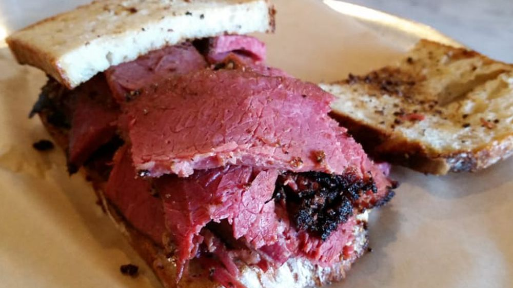 Pastrami from Pieous