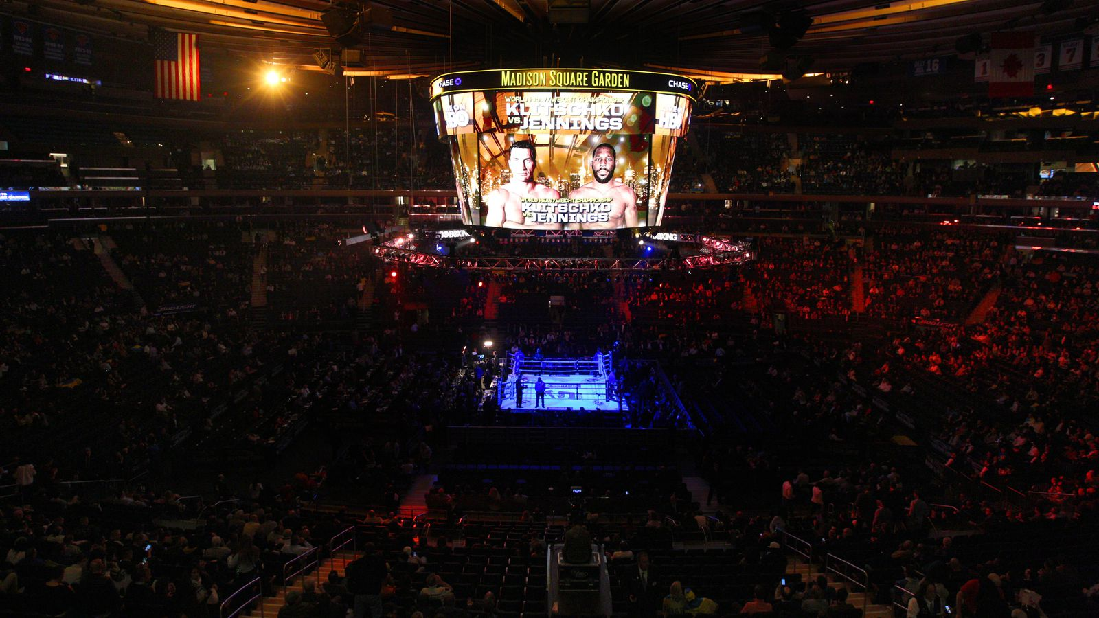 Ufc Plans To Hold April 2016 Event In Madison Square Garden Bloody Elbow
