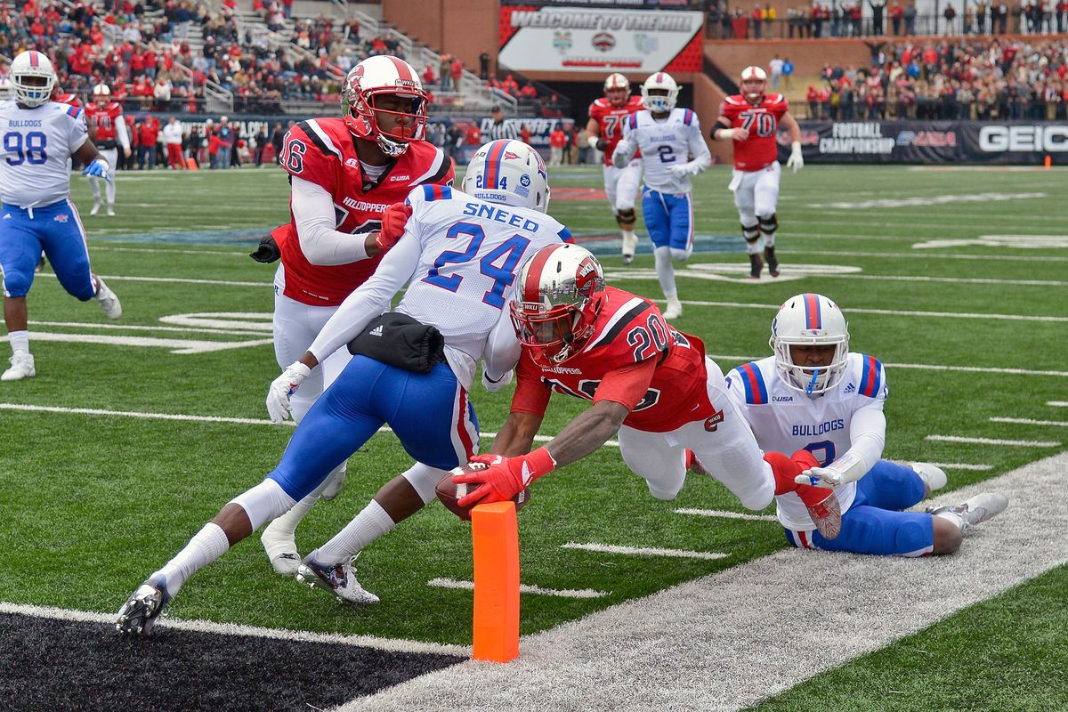 Louisiana Tech safety L'Jarius Sneed says Texas WRs can't handle press coverage