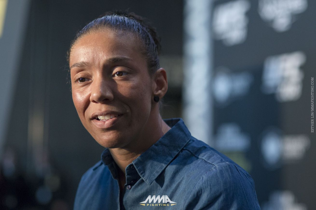 Germaine de Randamie relieved UFC stripped her title, doesn't regret turning down Cyborg fight