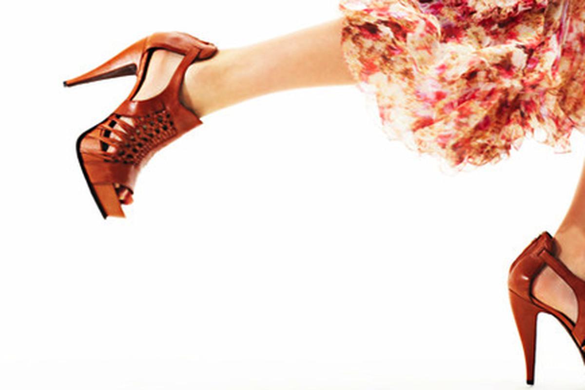 Elizabeth & James shoes on Gilt