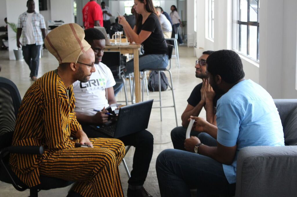 From Morocco to South Africa, women and men came to the third annual Challenge Cup to pitch how they were deploying technology to solve problems and create opportunity locally, nationally and regionally.