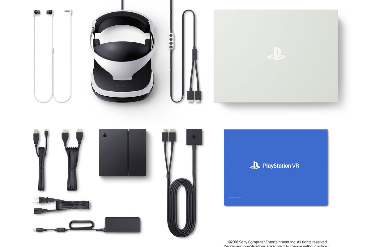PlayStation VR requires about 60-square feet of space to use