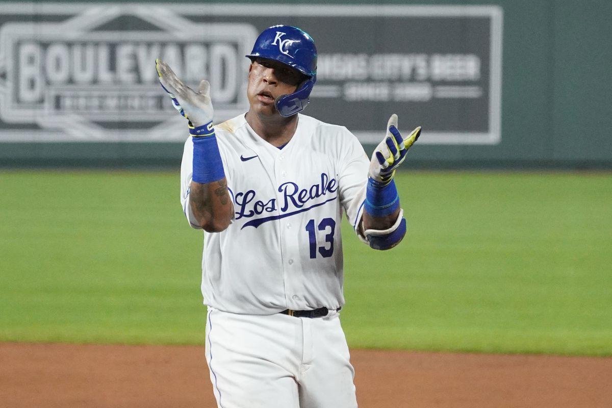 MLB: Pittsburgh Pirates at Kansas City Royals