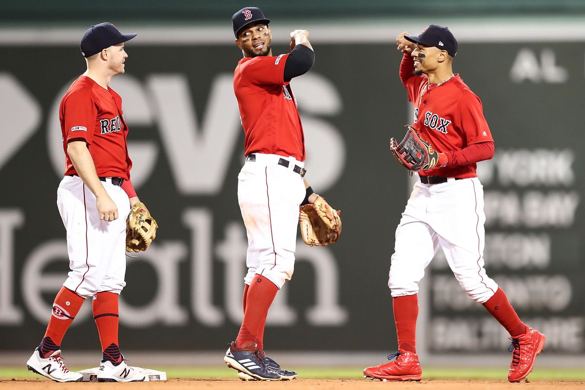 Can the Cincinnati Reds pry Mookie Betts or Xander Bogaerts from the Boston Red Sox?