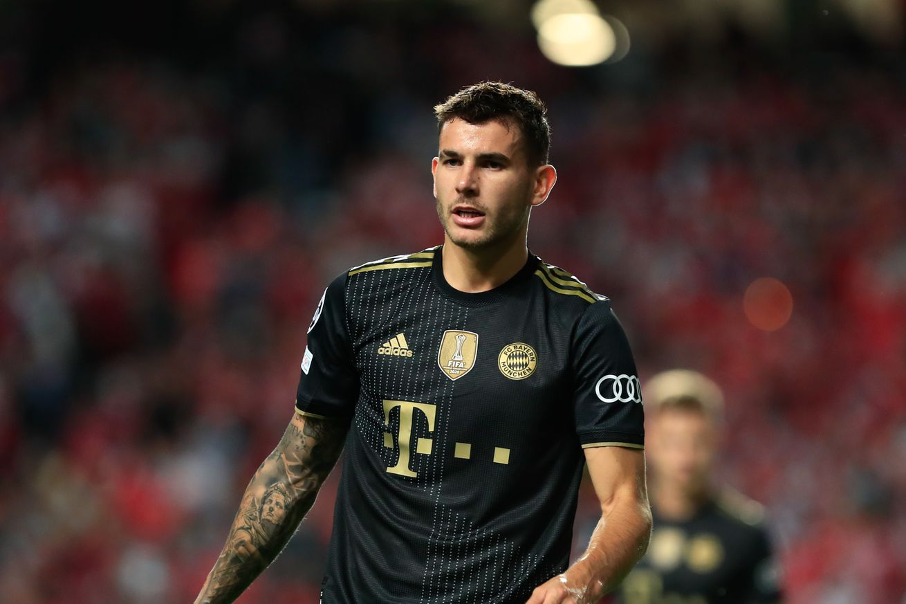 Bayern Munich?s Lucas Hernández might be in prison as soon as Thursday