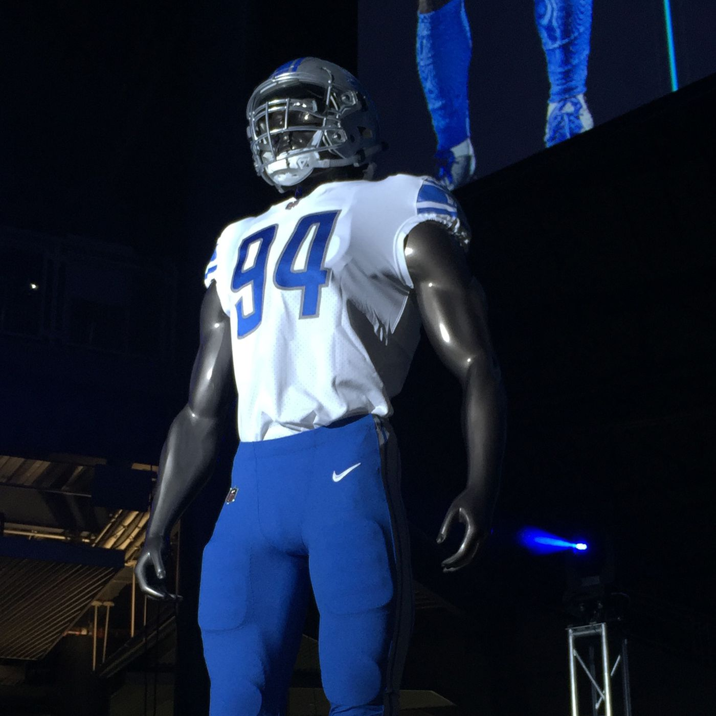 pretty nice 90c2f b7649 New Detroit Lions jerseys: Prices, players available, styles ...