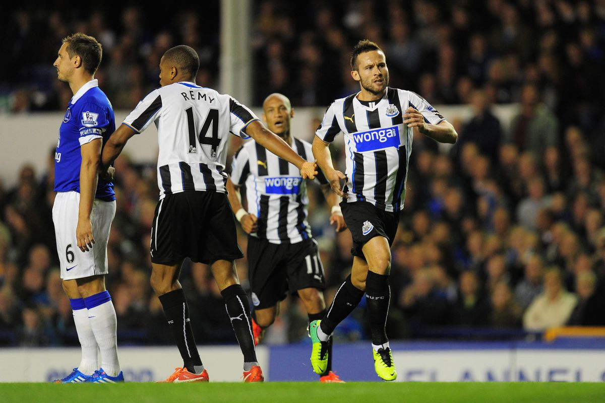 Cabaye will be in the starting XI when Newcastle visits Cardiff on Saturday.