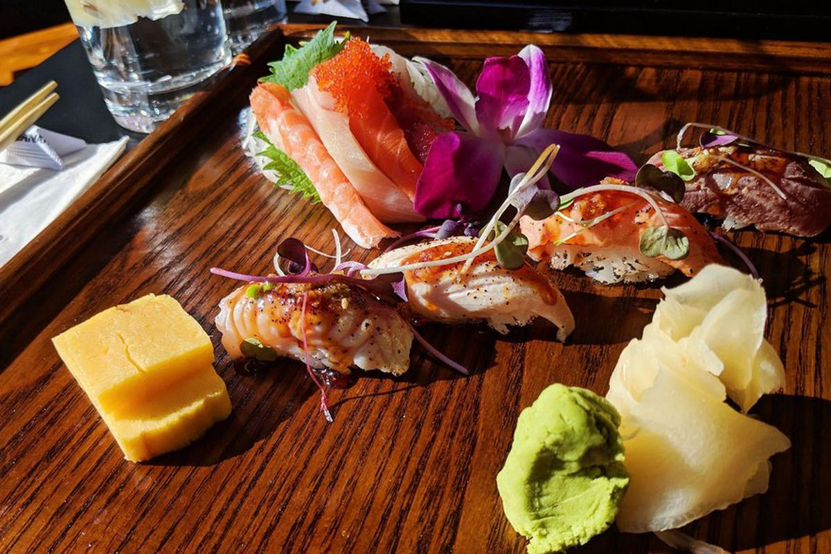 20 Outstanding Boston Area Sushi Restaurants