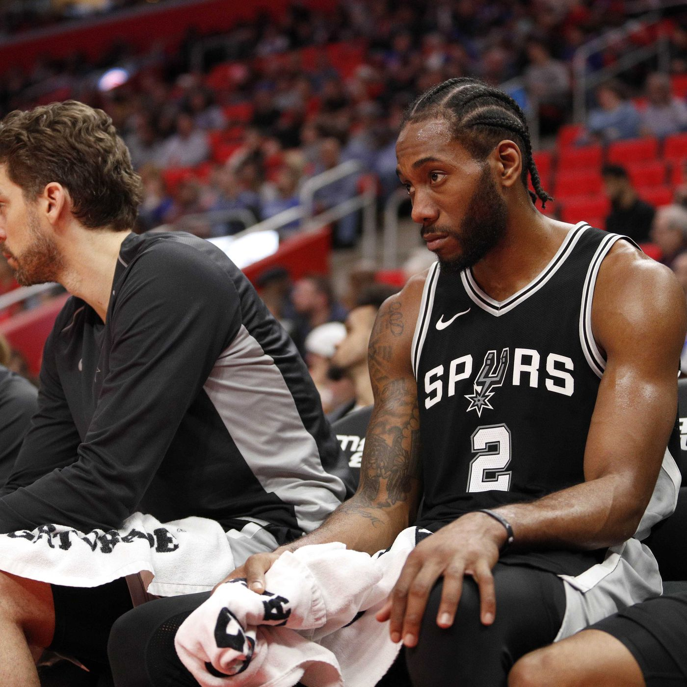 Will Kawhi Leonard take over his brand before his future is ruined  -  Pounding The Rock f2868a033