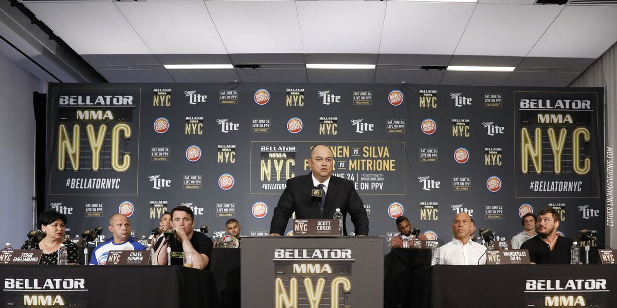Click Debate: Scott Coker explains Bellator\'s unique pay structure ...