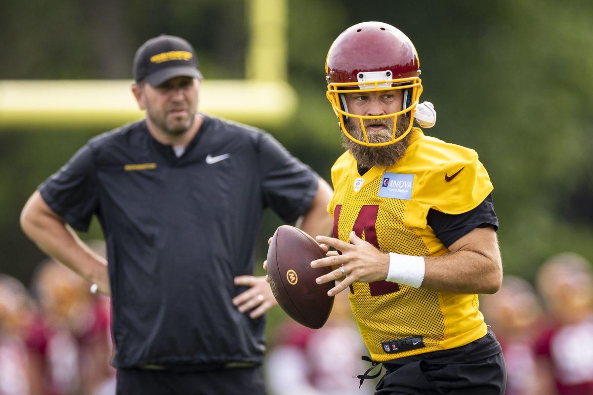 Washington Football Team Mandatory Minicamp