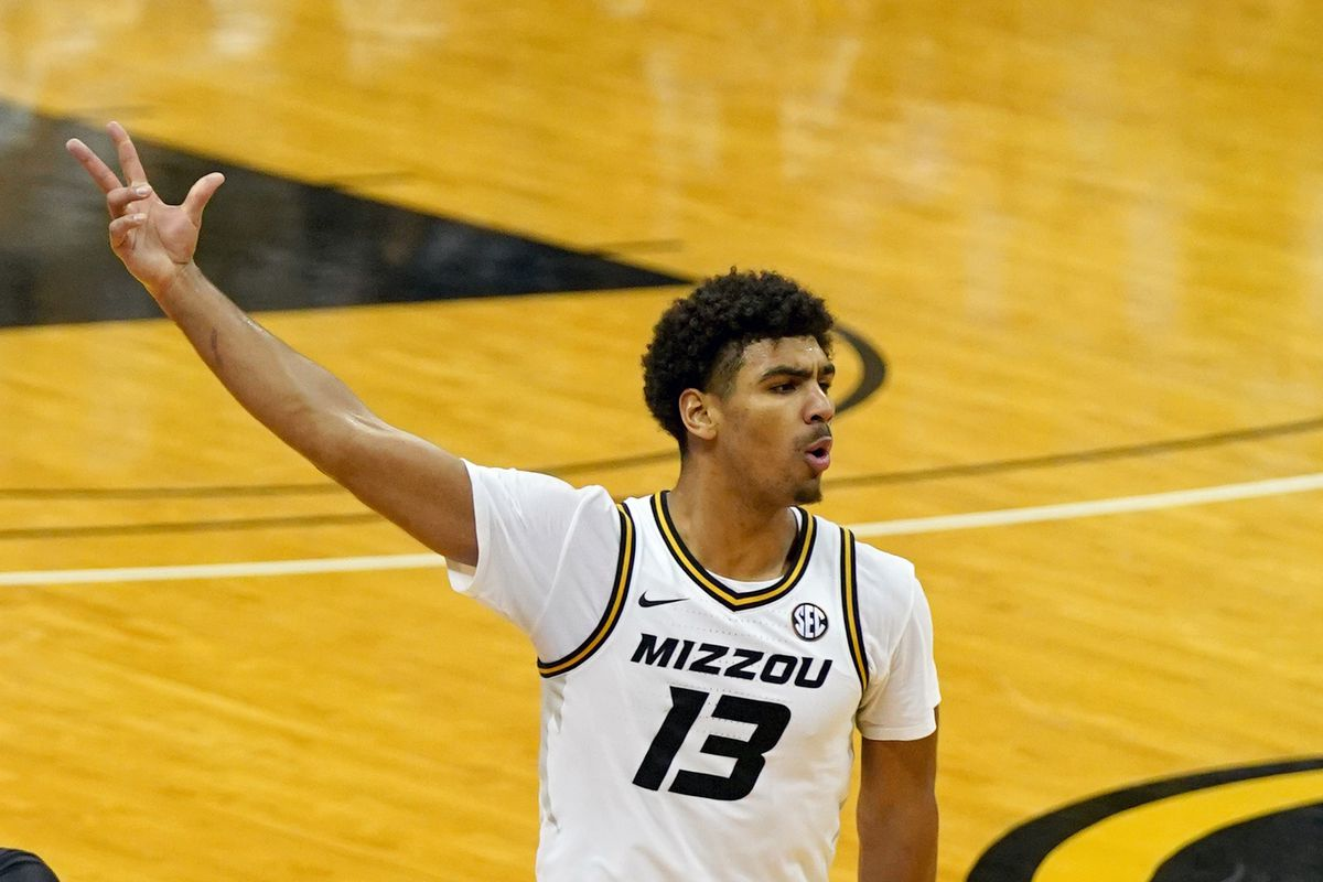 NCAA Basketball: Liberty at Missouri