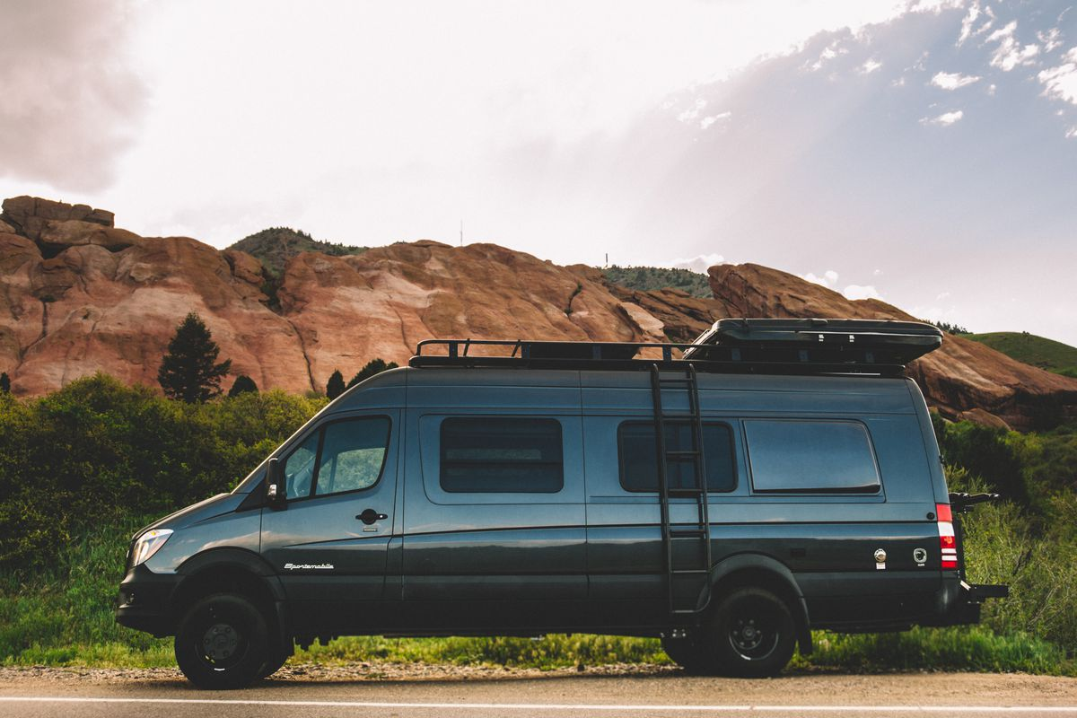 Rv For Sale What To Know Before Buying A Camper Van Curbed