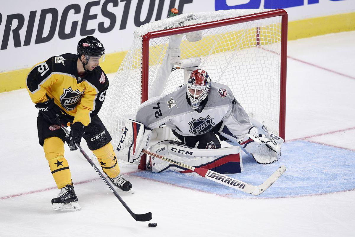 NHL: NHL All Star Game