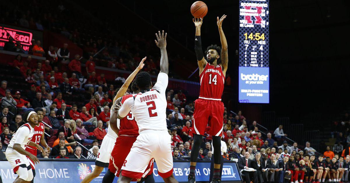 Rutgers Men's Basketball Game #18 Preview vs. Nebraska - On the Banks