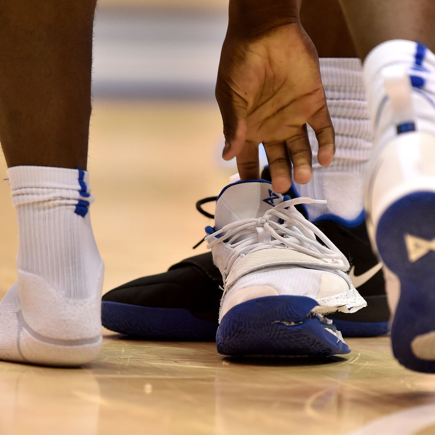meet 729c9 59bdd Zion Williamson's shoe: 5 questions about the Nike line that ...