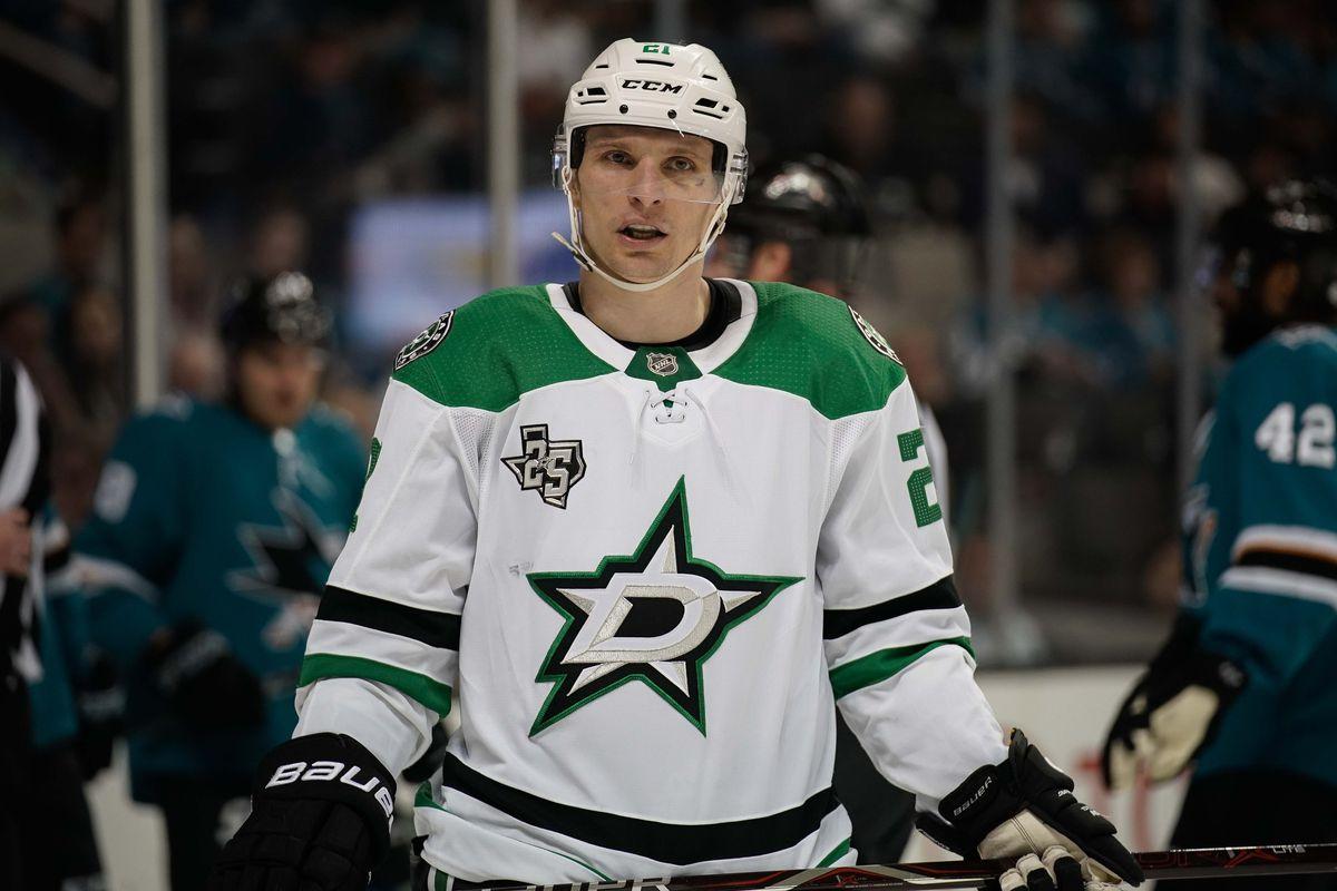 NHL: Dallas Stars at San Jose Sharks