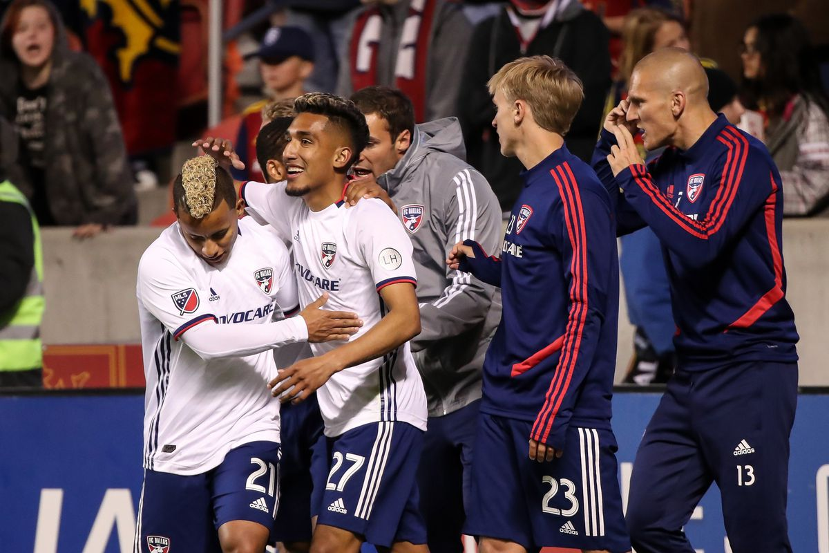 18b292c1545 Eight FC Dallas Players Eligible for 2019 MLS All-Star Game Fan XI ...