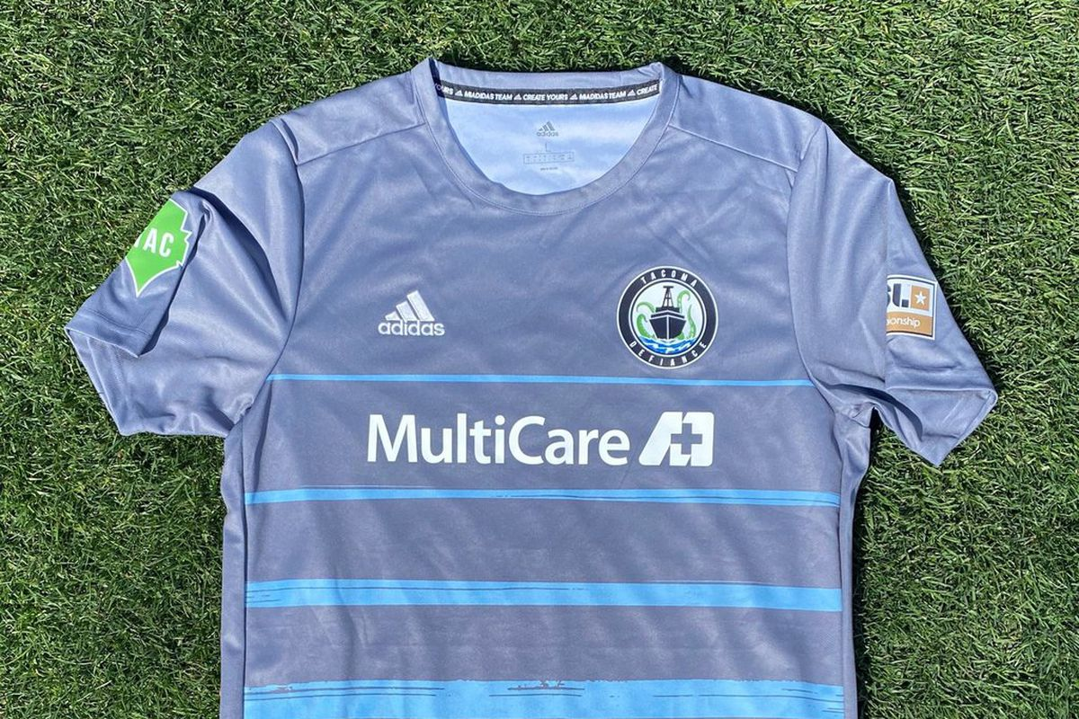 Tacoma Defiance reveal new kit - Sounder At Heart
